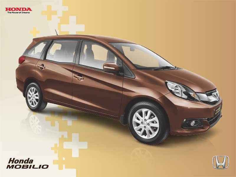 Mobil Honda Mobilio Bandung