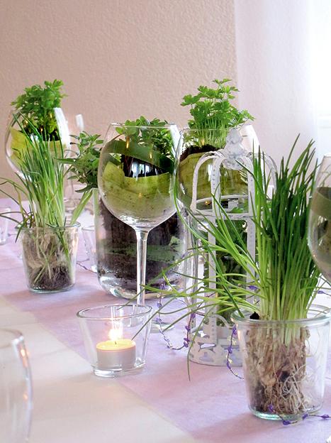 genussbereit hattingen fr hlingshaftes im restaurant rosmarin. Black Bedroom Furniture Sets. Home Design Ideas