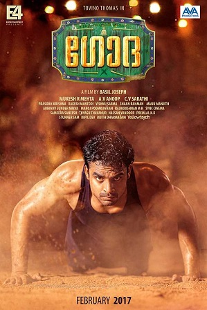 Godha (2017) 950MB Full Hindi Dual Audio Movie Download 720p HDRip thumbnail