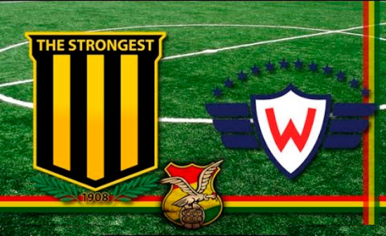 En vivo The Strongest vs. Wilstermann