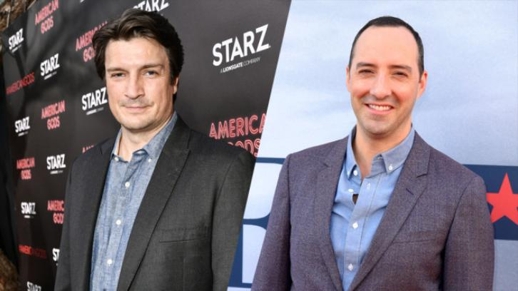 A Series of Unfortunate Events - Season 2 - Nathan Fillion, Tony Hale, Lucy Punch, Sara Rue and Roger Bart Join Cast