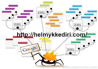Membuat tautan kehalaman yang ingin deindex