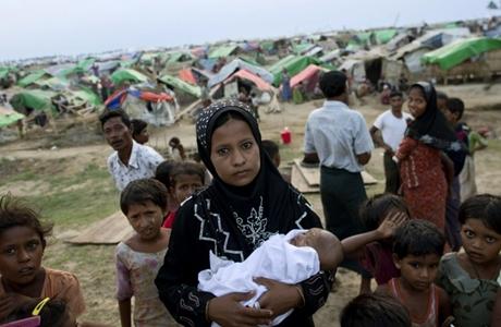 Dewan HAM PBB Kecam Tindakan Myanmar Terhadap Muslim di Rohingya