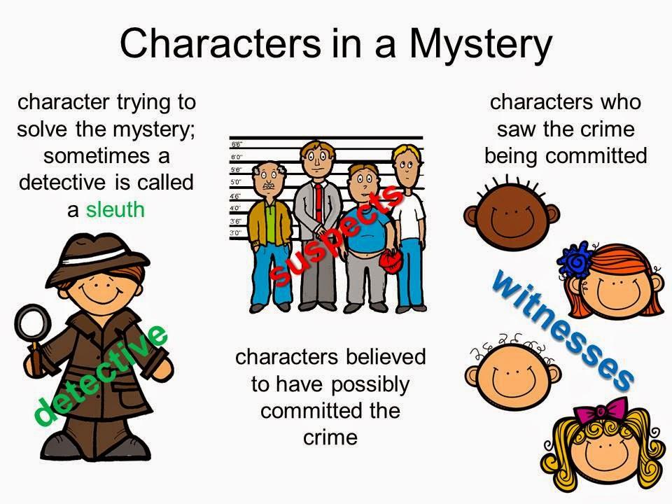 Mystery fiction