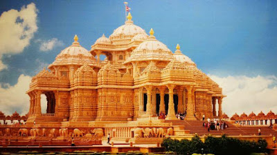 Best places to visit In Delhi, Akshardham