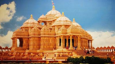 Best places to visit In Delhi, Akshardham