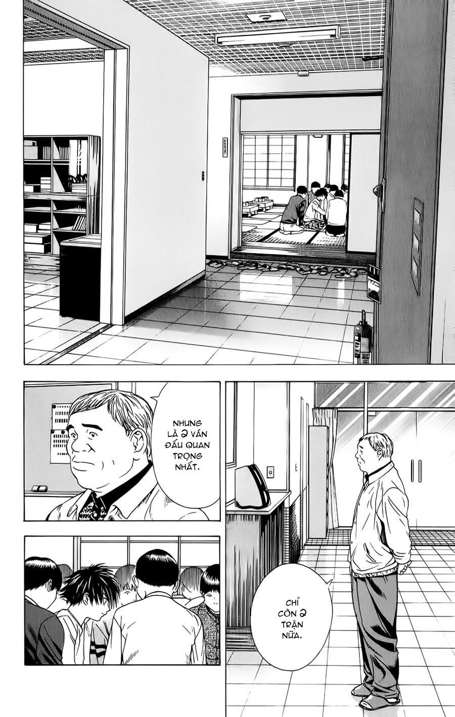 Hikaru No Go hikaru no go chap 95 trang 18