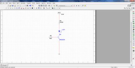 برنامج ملتيسيم 13.0 Multisim لمحاكاة الدائرة الالكترونية