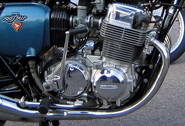 Modifikasi Honda CB750