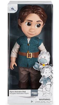 Кукла мальчик из диснеевского мультика Рапунцель