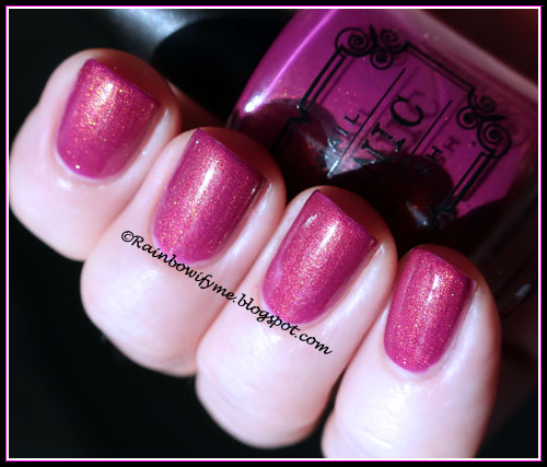 Tonic Polish ~ Heart Burn