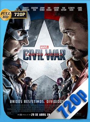 Capitán América: Civil War (2016)HD [720P] latino [GoogleDrive] DizonHD