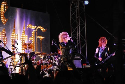Band Jepang Terbaik The Gazette