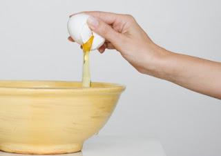Claras de Huevo Para Acabar Con Las Espinillas