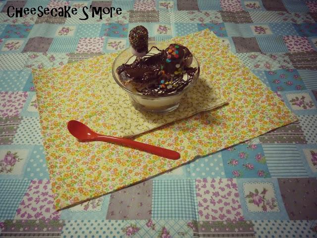 Cheesecake S'more