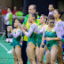 Seleção feminina faz pontuação que praticamente garante a vaga olímpica
