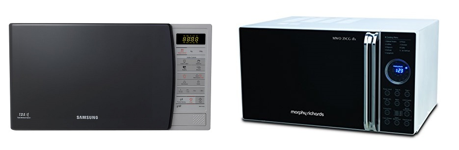 Samsung Gw731kd S Xtl Vs Morphy Richards 25cg Comparision