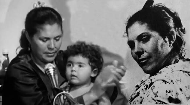 Antonia la Negra. Familia Montoya