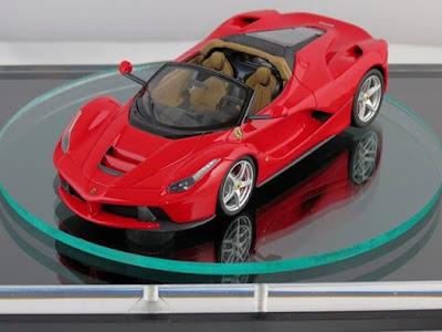 Modello Ferrari Spider Prossimamente