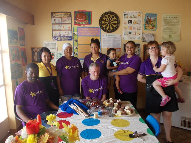 Hollywoodbets Newton Park supported the Herberg Group Home as part of Hollywood's Social Responsibility Program
