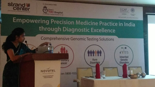 Genomic Testing to be Harnessed for Precision Medicine in Oncology and Inherited Genetic Disorders