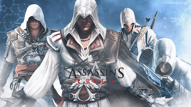 Link Tải Game Assassins Creed Miễn Phí