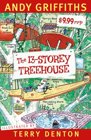 Kids Book Review Review The 13 Storey Treehouse