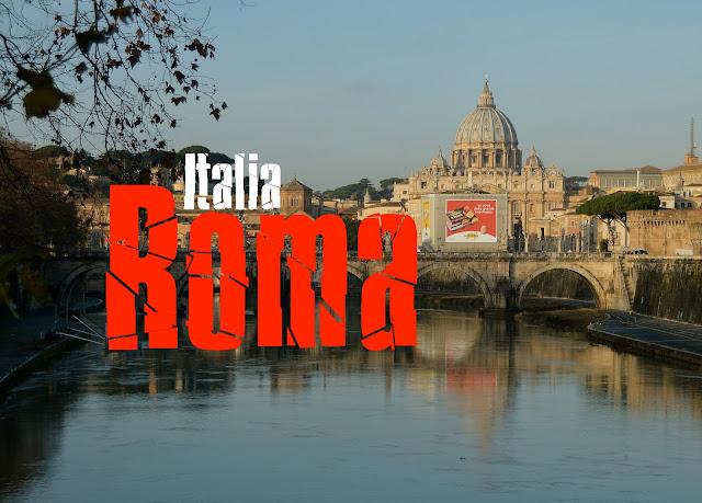 Roma o que visitar, Roteiro