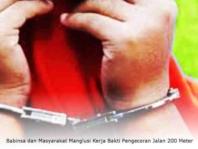 Polres Metro Jakarta Utara Tangkap Pelaku Pembunuhan Hilarius Ladja di Ancol