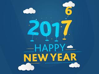 مدونة الاحتراف الجزائري تهنئكم بالسنة الجديدة Bonne année 2017