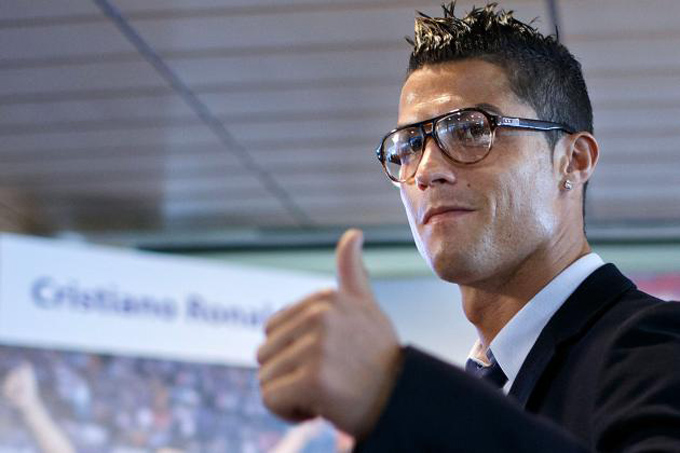 Gaji Cristiano Ronaldo Terbaru di Real Madrid 2017