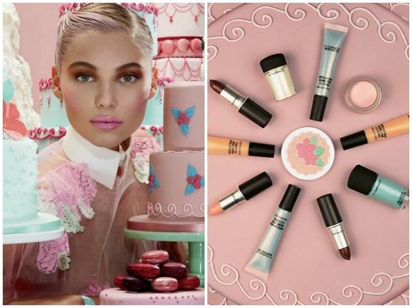 MAC Baking Beauties Collection Spring/Summer 2013 Limited Edition