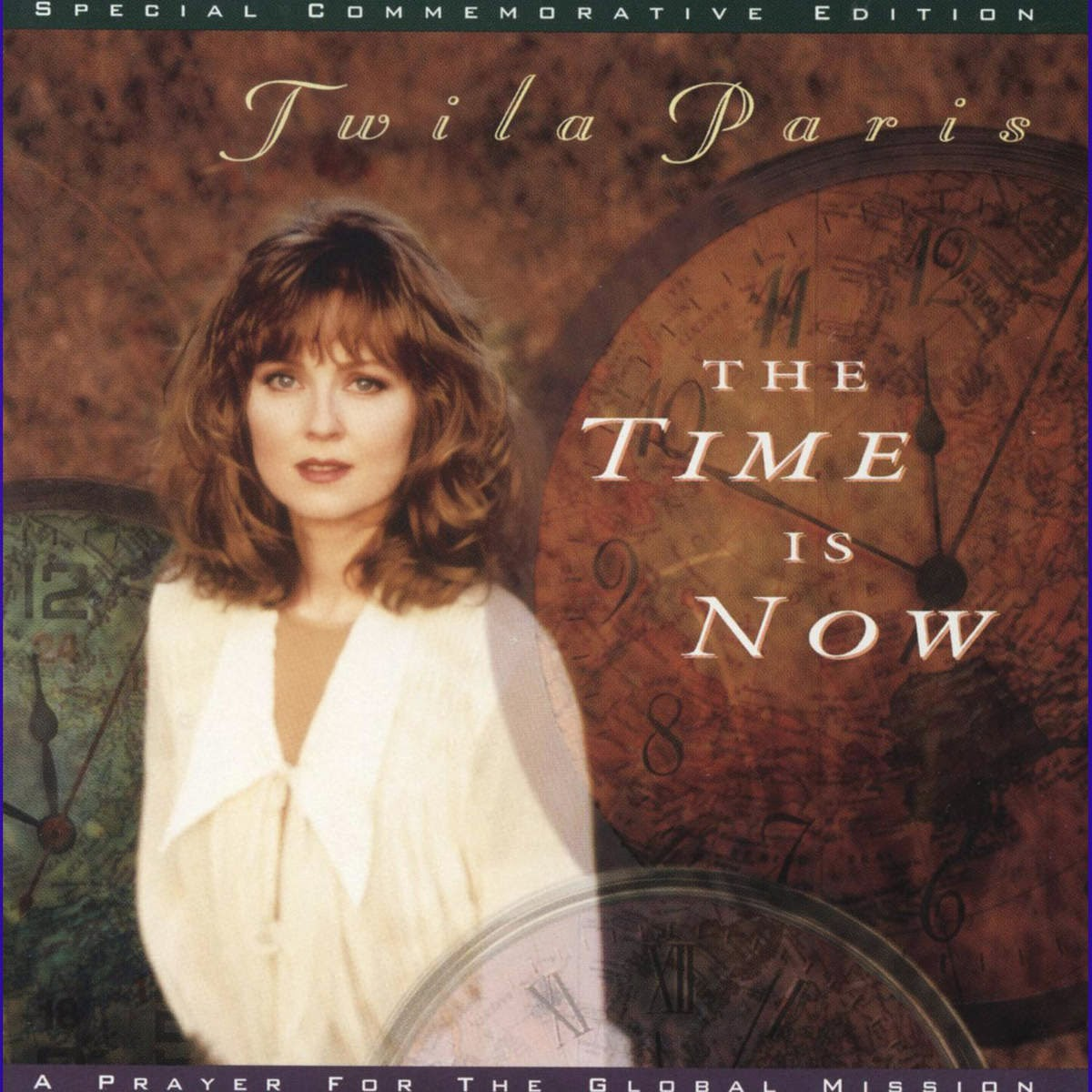 Twila Paris-The Time Is Now-