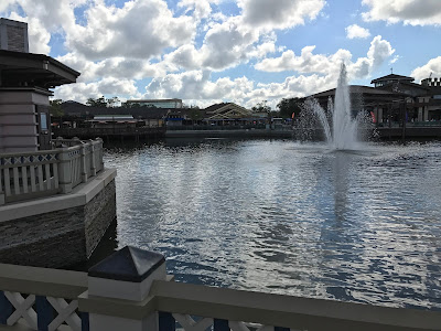 2017 Holiday - Day 3 - Disney Springs & EPCOT