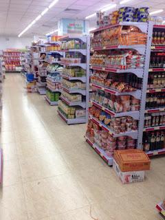 kệ siêu thị bán hàng đa năng