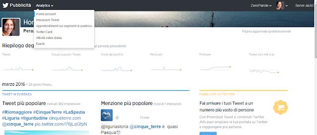 Twitter iFormazione Web