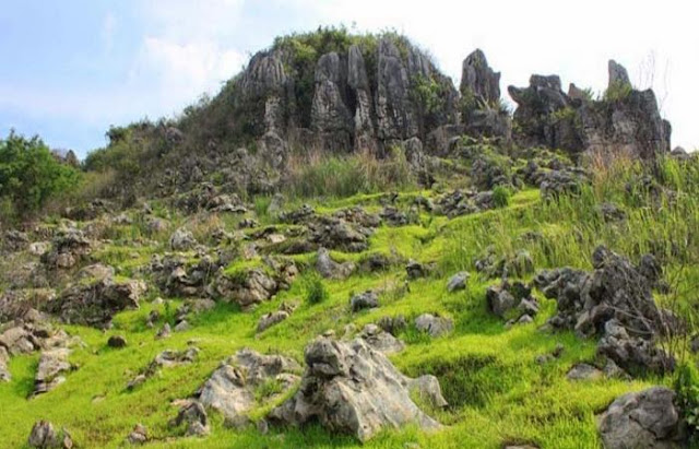 Tiket Masuk Stone Garden Padalarang Terbaru