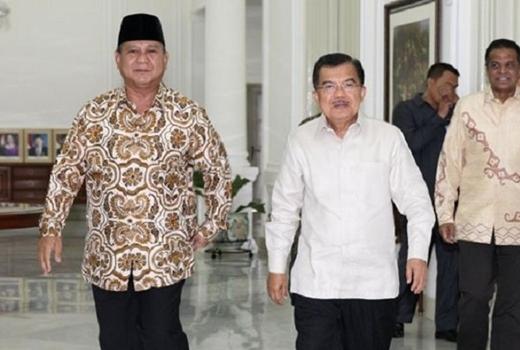 Sikap Prabowo Hormati Australia Pindah Kedubes ke Yerusalem Tak Sejalan Pemerintah RI