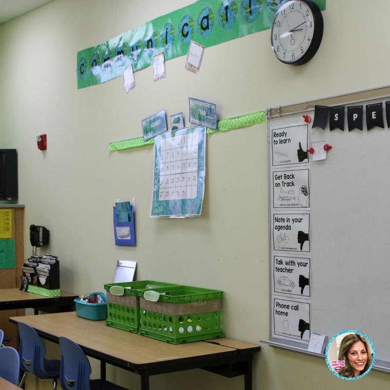 Speech Therapy Room Setup | Speech Room Decor - The Pedi ...