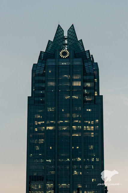 Frost Bank Tower. Austin, TX.