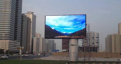 Lắp đặt màn hình led p3 outdoor tại Yên Bái