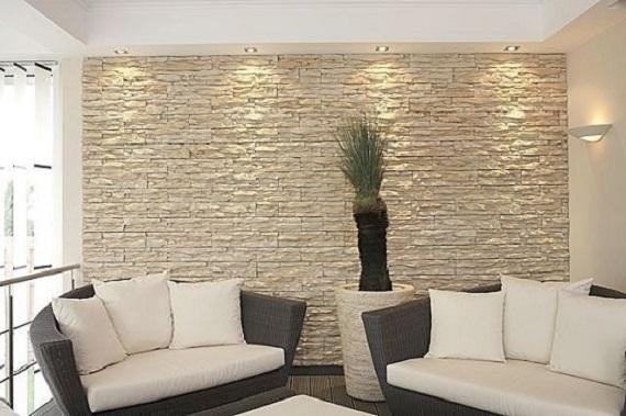 Cantiere Ripamonti: Effetto pietra sulle pareti