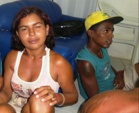 drogs+buriti+022 Polícia Militar prende seis em ponto de drogas no interior do Piauí