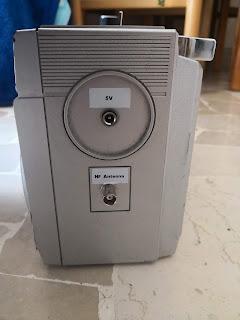 raspberry ghettoblaster sdr radio scanner