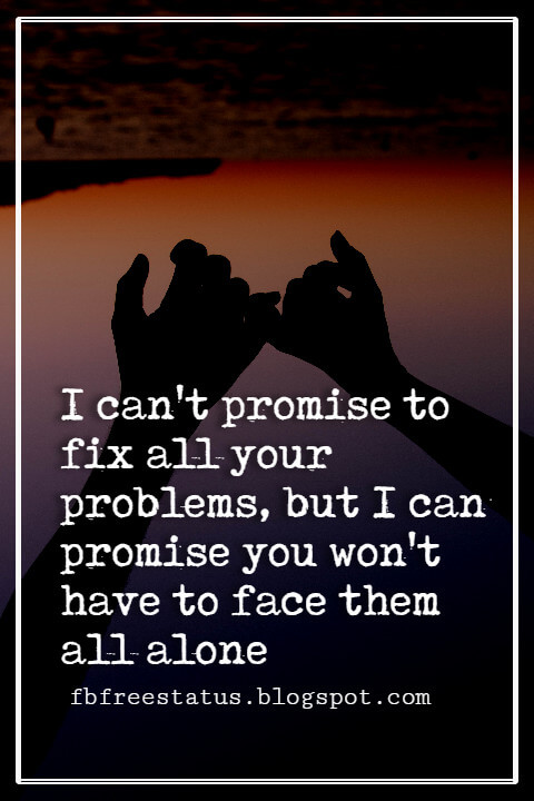 Promise Quotes and Sayings