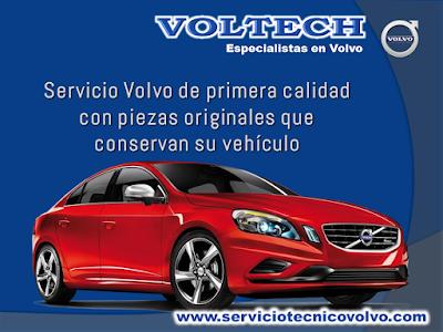 Servicio Tecnico Volvo VOLTECH Bogota