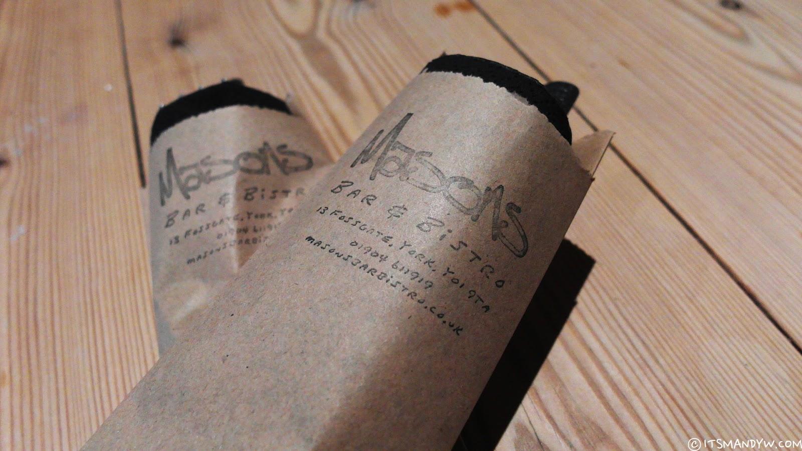 🇬🇧 英國 | Masons Bar & Bistro
