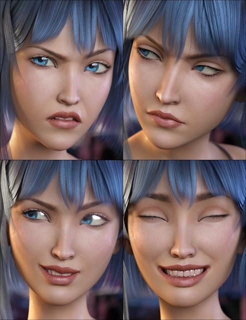Aiko 7 Expressive