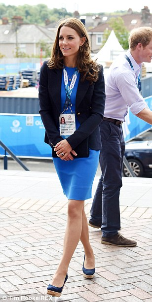 Prince William, Duchess Catherine and Prince Harry spent their second day in Glasgow to attend the Commonwealth Games
