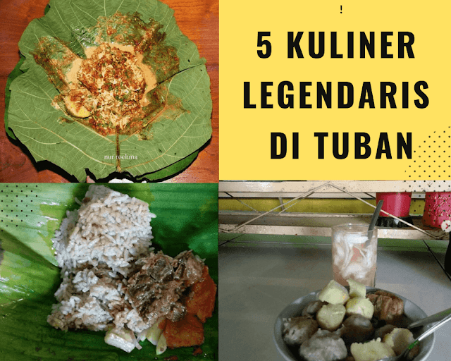 kuliner legendaris di Tuban